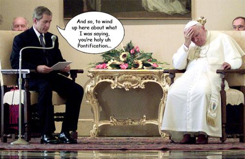 1bush-pope
